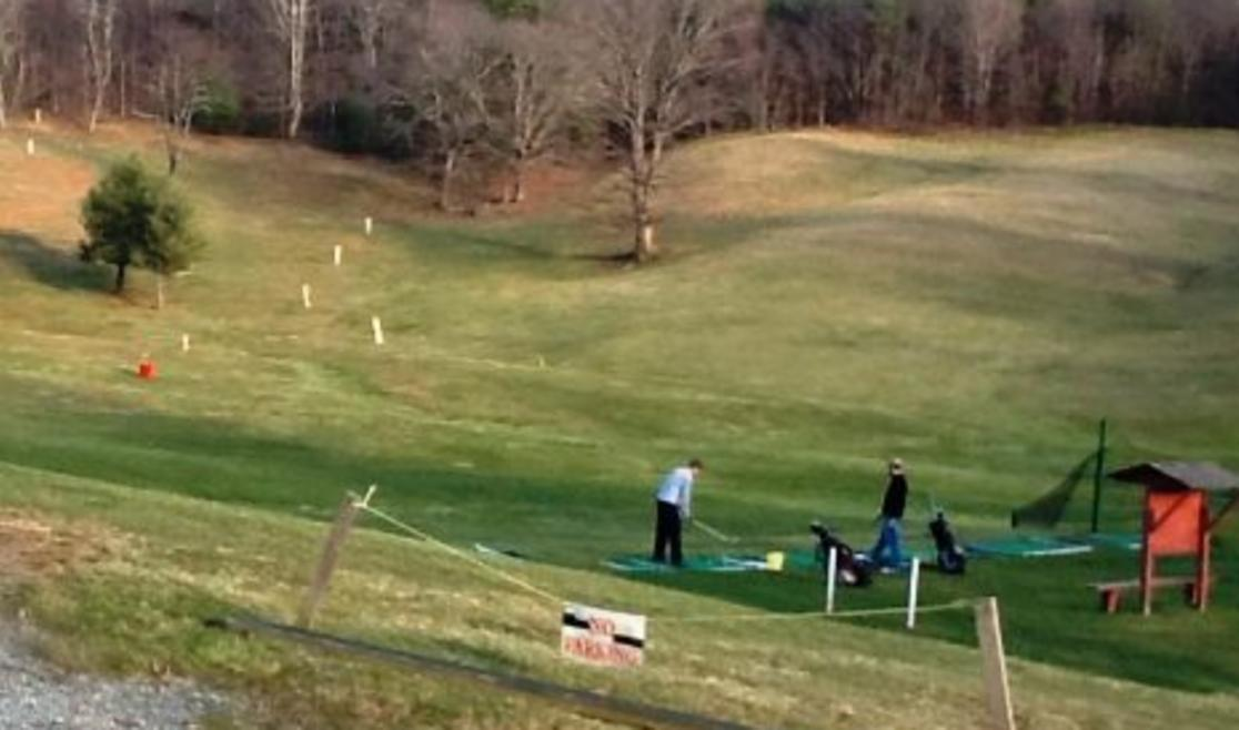 Mountaineer Driving Range and Golf Center