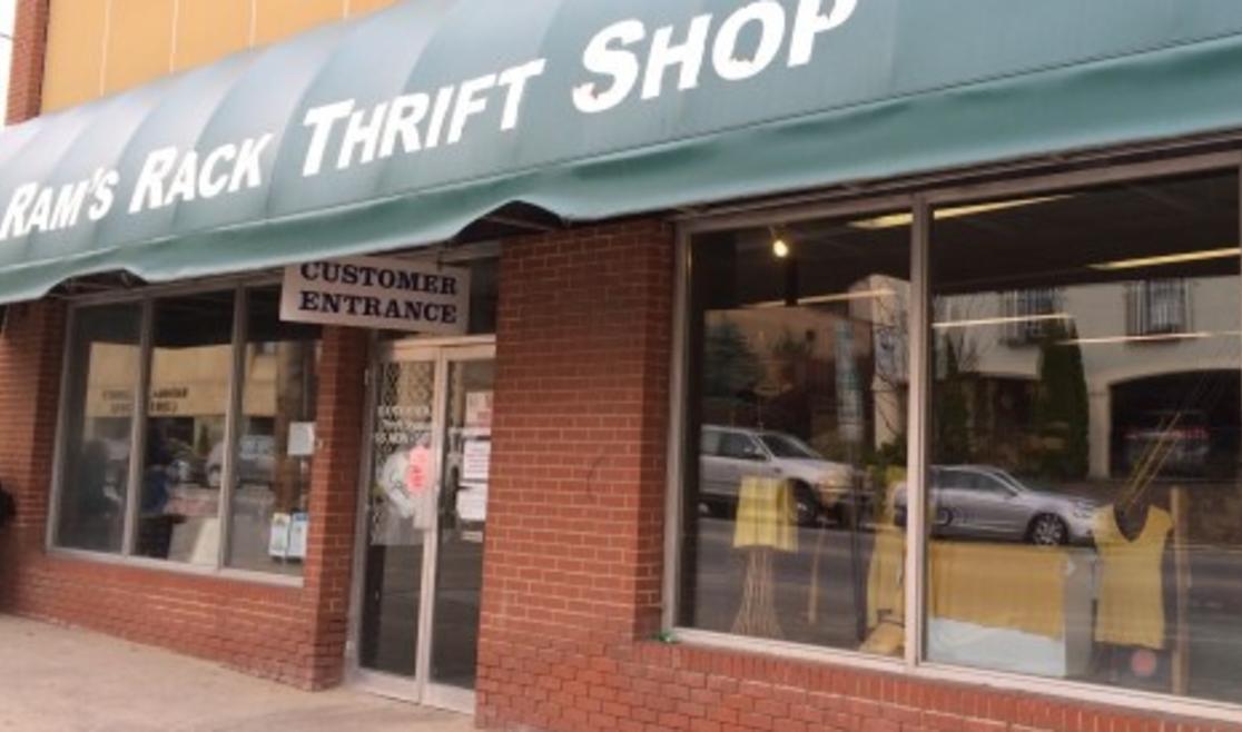 RAM's Rack Thrift Shop | Boone, NC