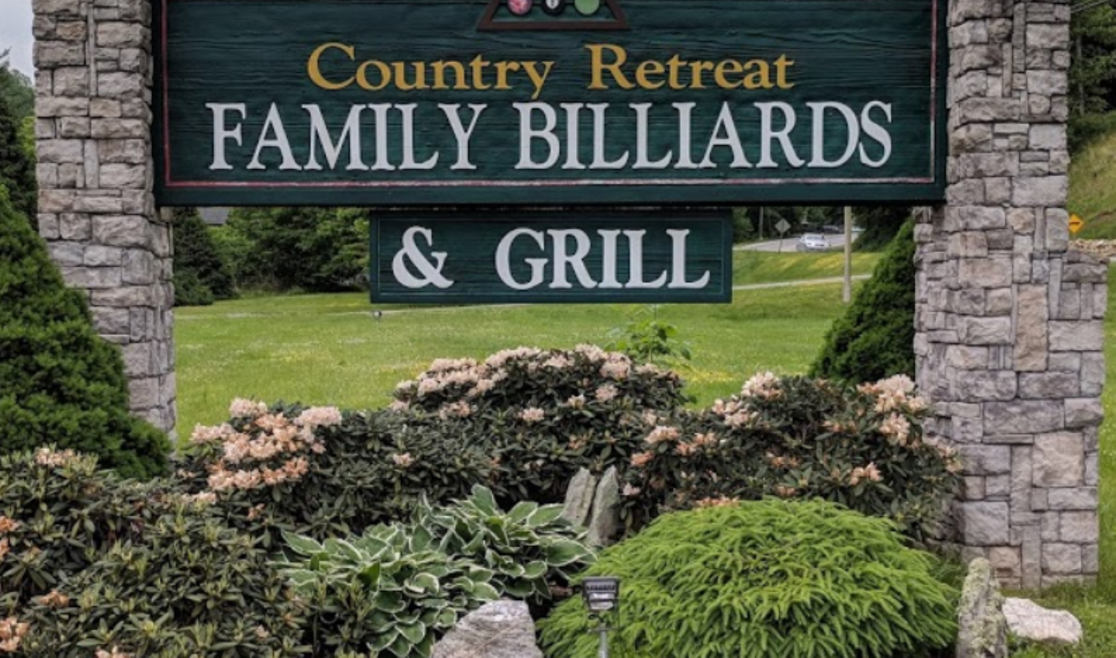 Country Retreat Family Billiards