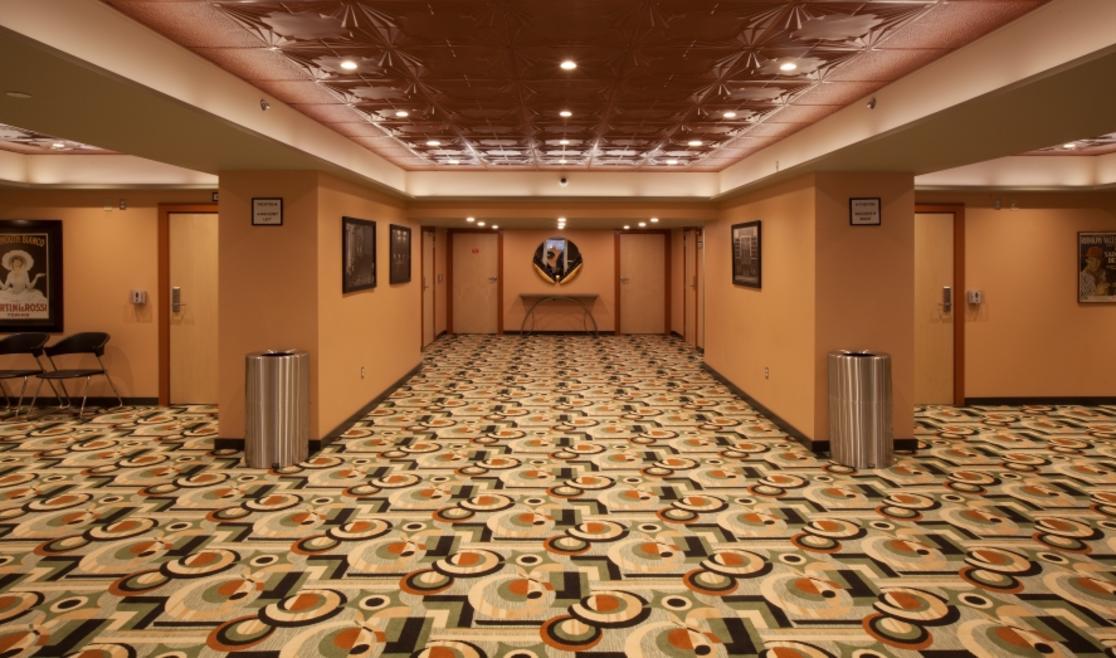 Interior of App Theatre