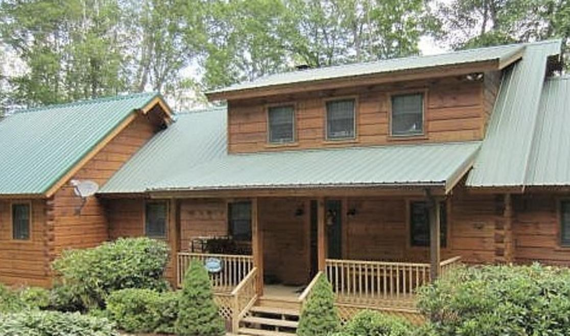 Valle Crucis Log Cabin Rentals and Sales