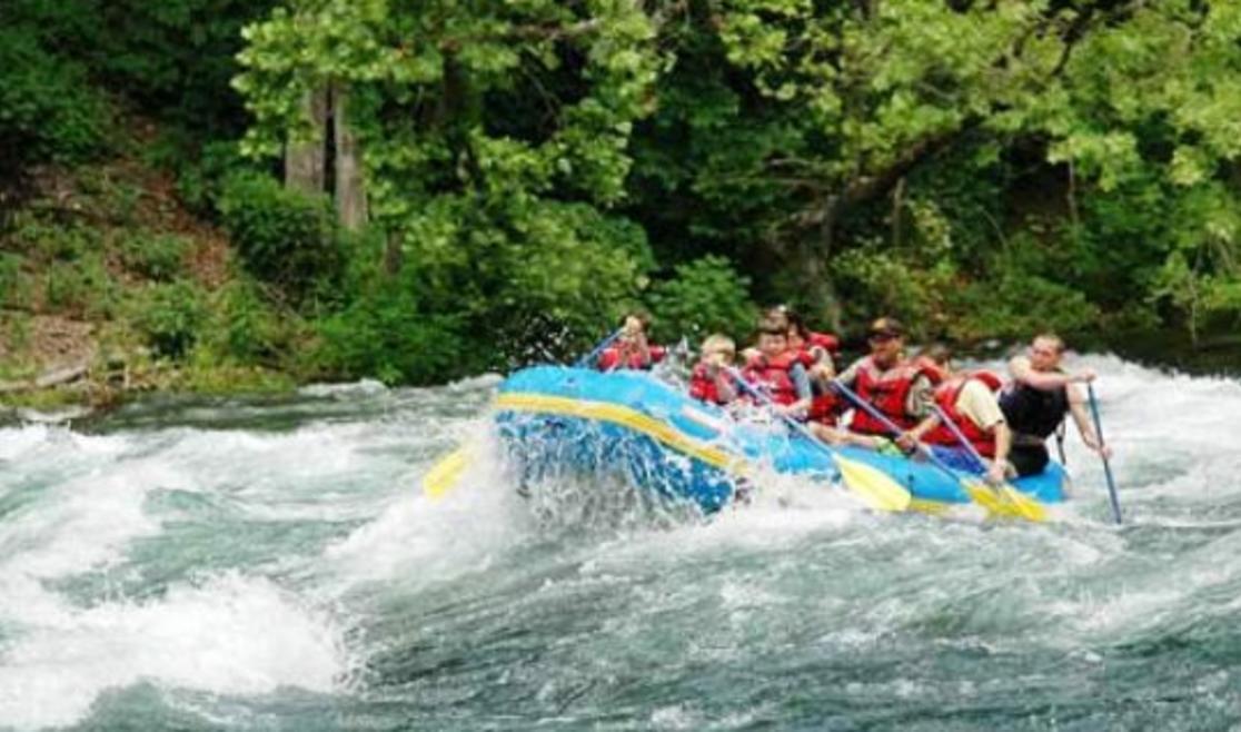 Wahoo's Whitewater Rafting | Boone, NC