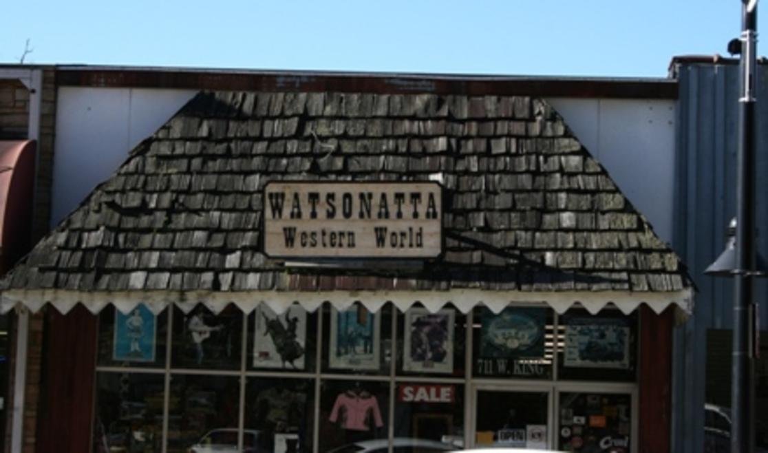 Watsonnata Western World