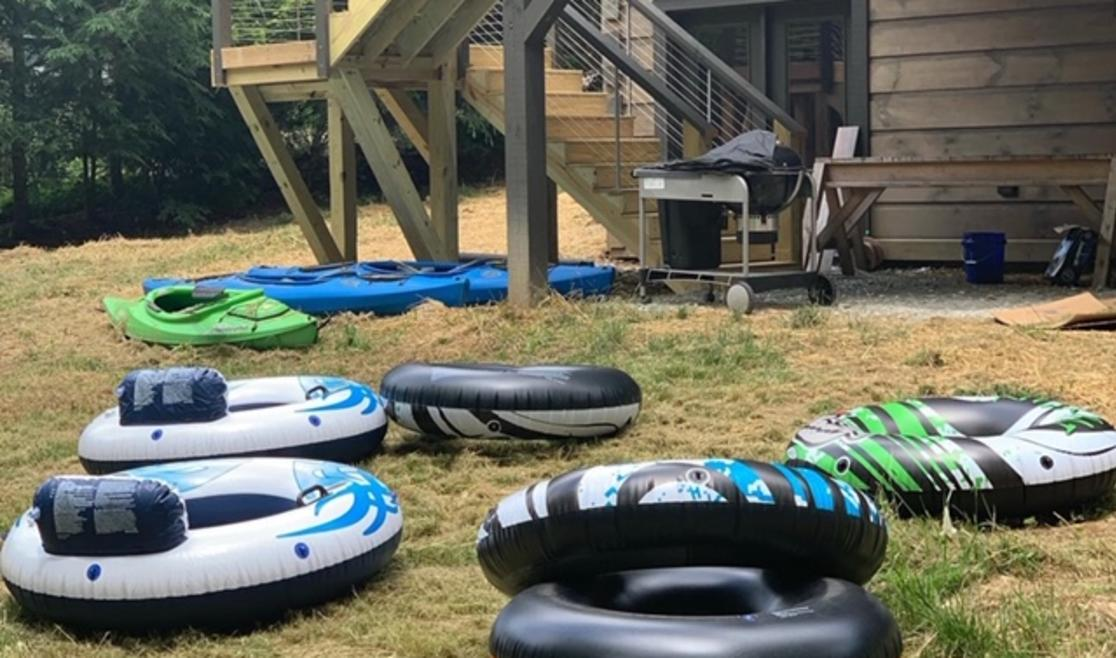 Sweet's River Nest Tubing