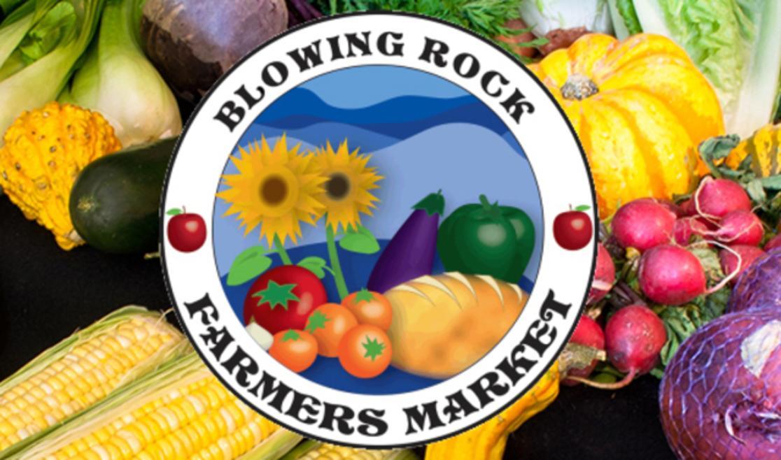 Blowing Rock Farmers Market logo