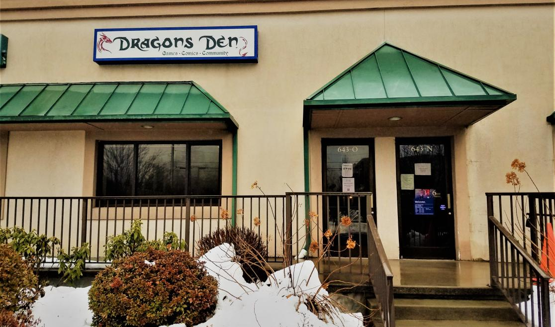 Dragon's Den Gaming and Comic Book Store