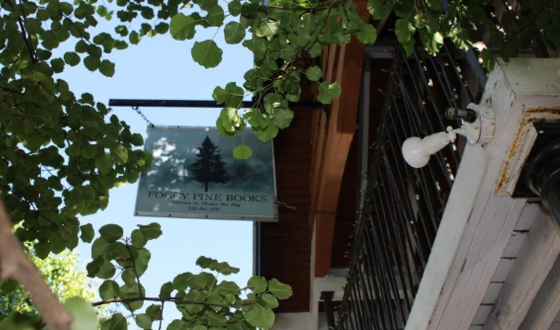 Foggy Pine Bookstore