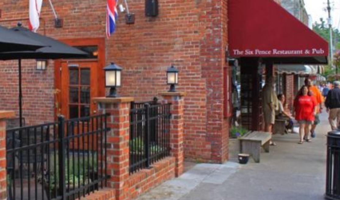 Six Pence Pub | Boone, NC