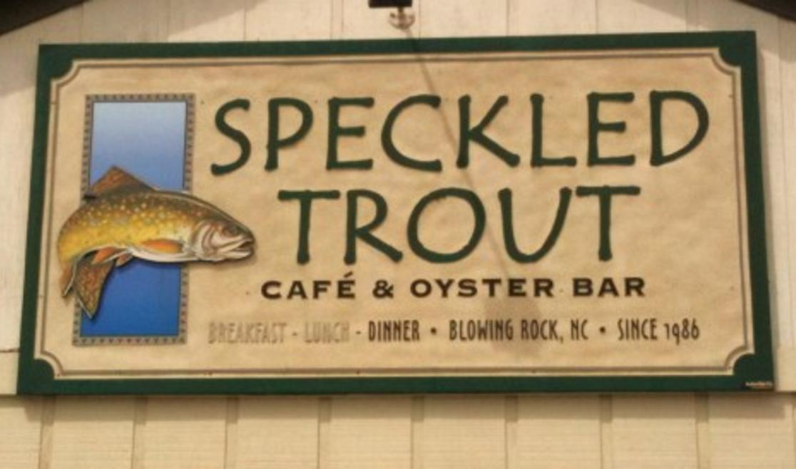Speckled Trout Cafe | Boone, NC
