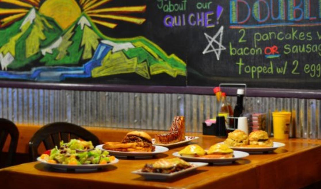 Sunrise Grill | Boone, NC