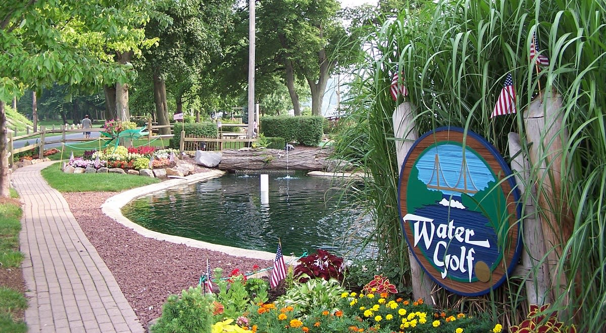Water Golf