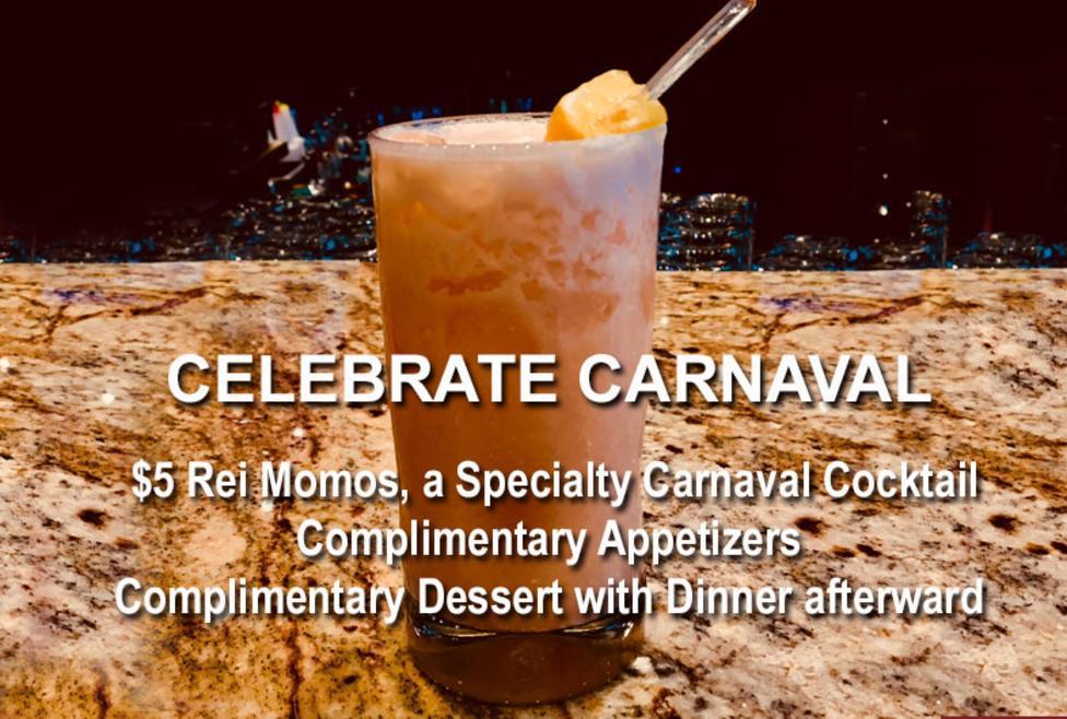 Celebrate Carnaval