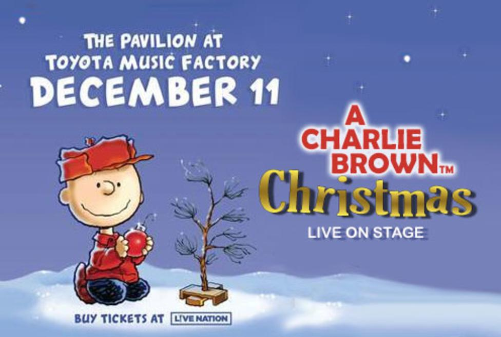 Charlie Brown Christmas Images.A Charlie Brown Christmas Live On Stage