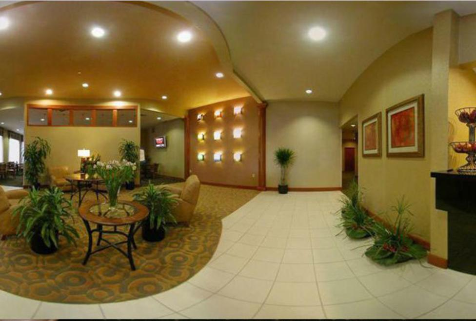 Comfort Inn DFW Airport North Lobby
