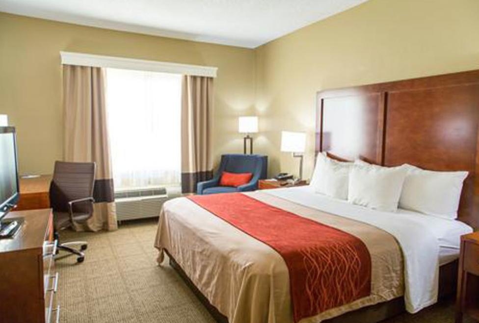 Comfort Inn DFW North