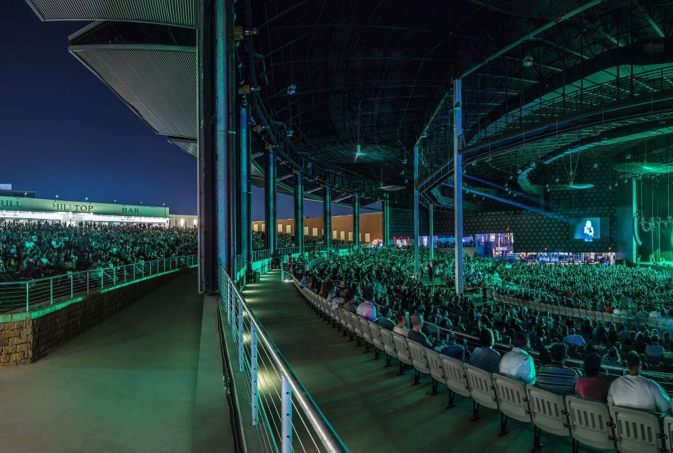 The Pavilion Concert
