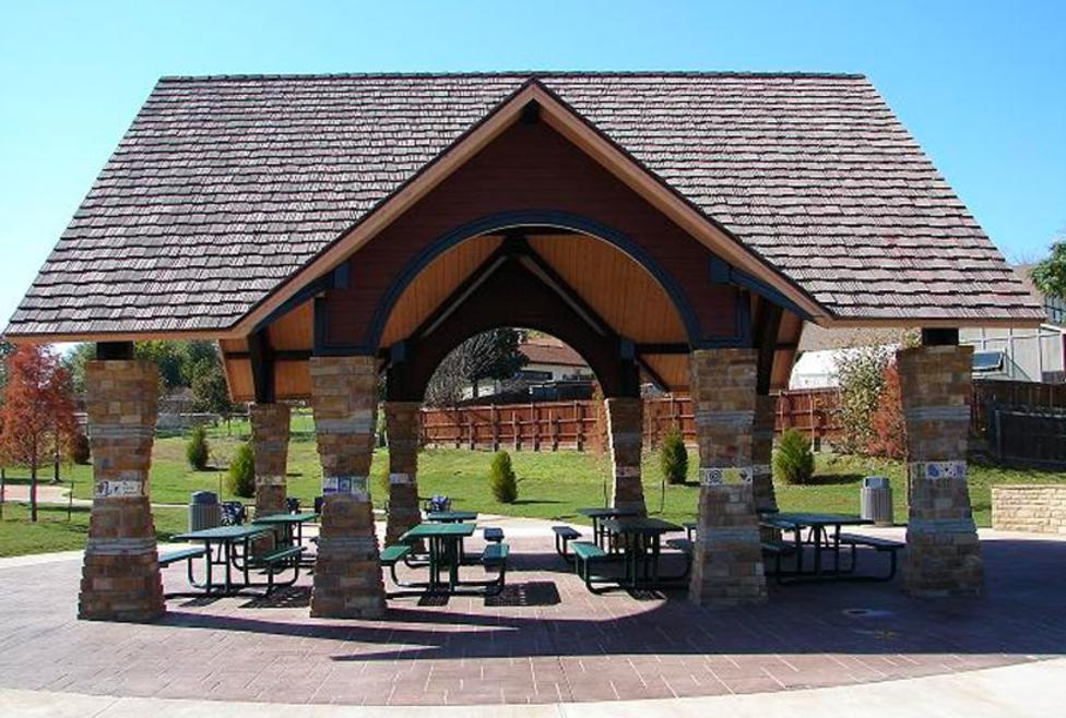 Cottonwood Creek Park Pavilion