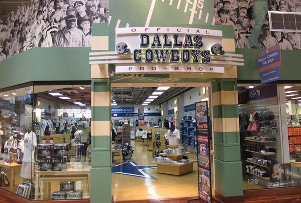 Dallas Cowboys Pro Shop - Grapevine Mills