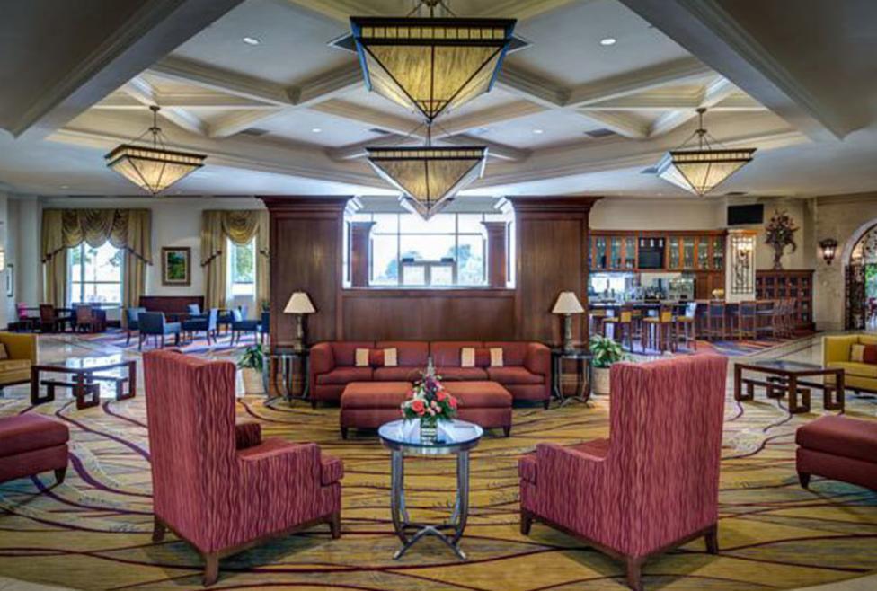 Dallas Marriott Las Colinas - Lobby