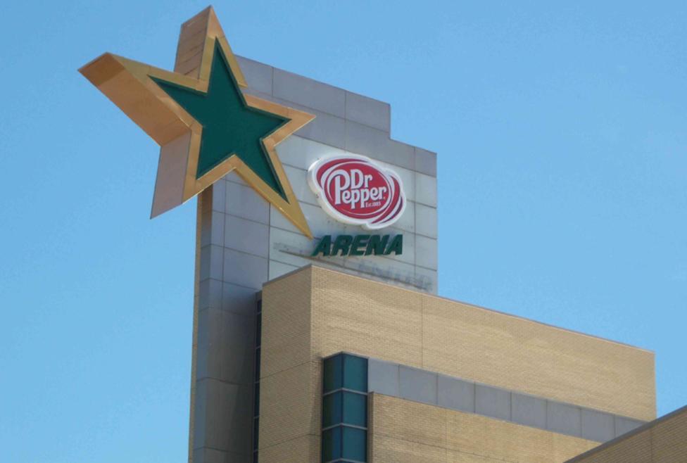 Dr Pepper Center