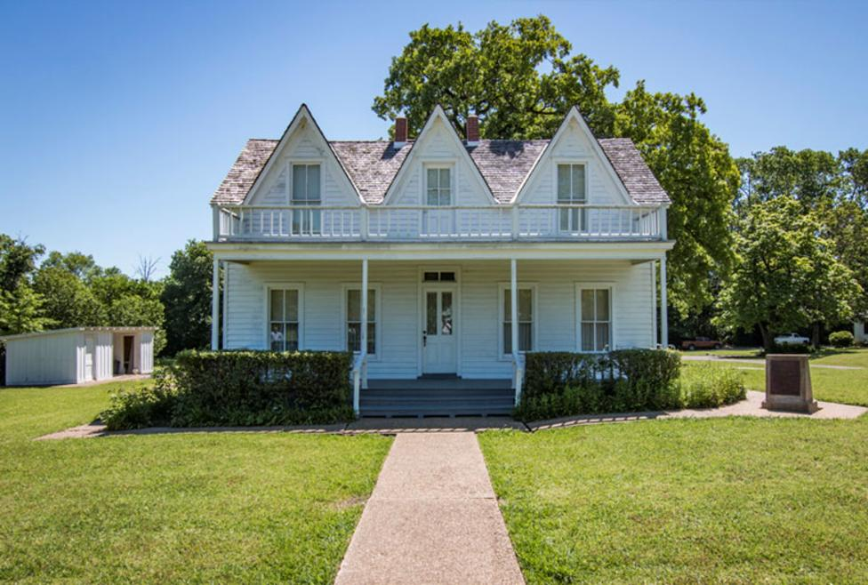 Eisenhower Birthplace