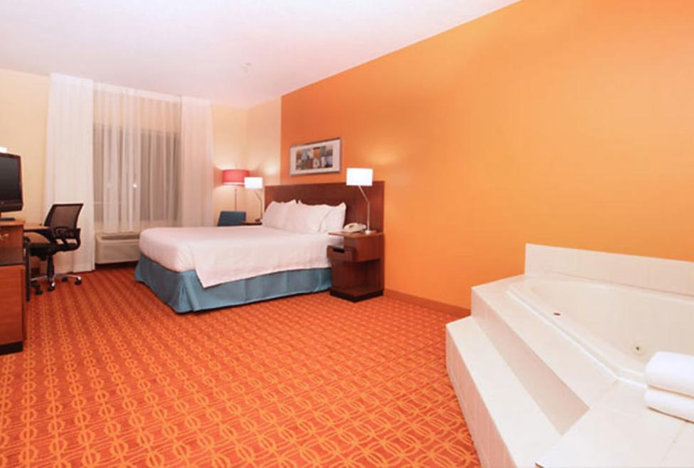 Fairfield Inn & Suites - Las Colinas - King Spa
