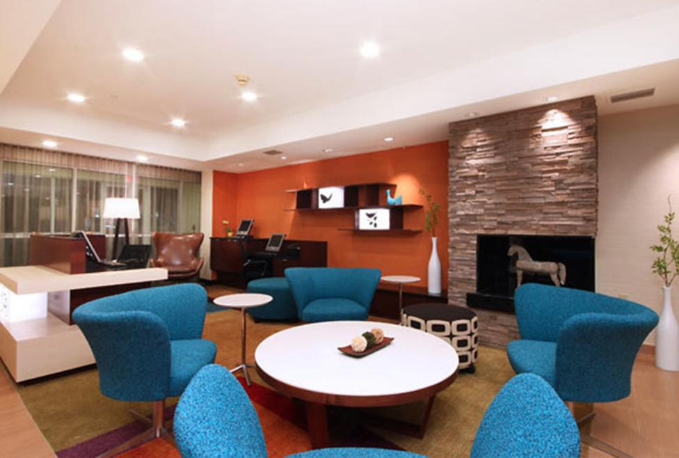 Fairfield Inn & Suites - Las Colinas - Lobby