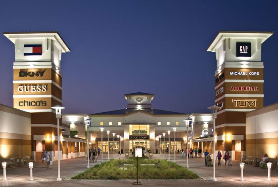 Grand Prairie Premium Outlet