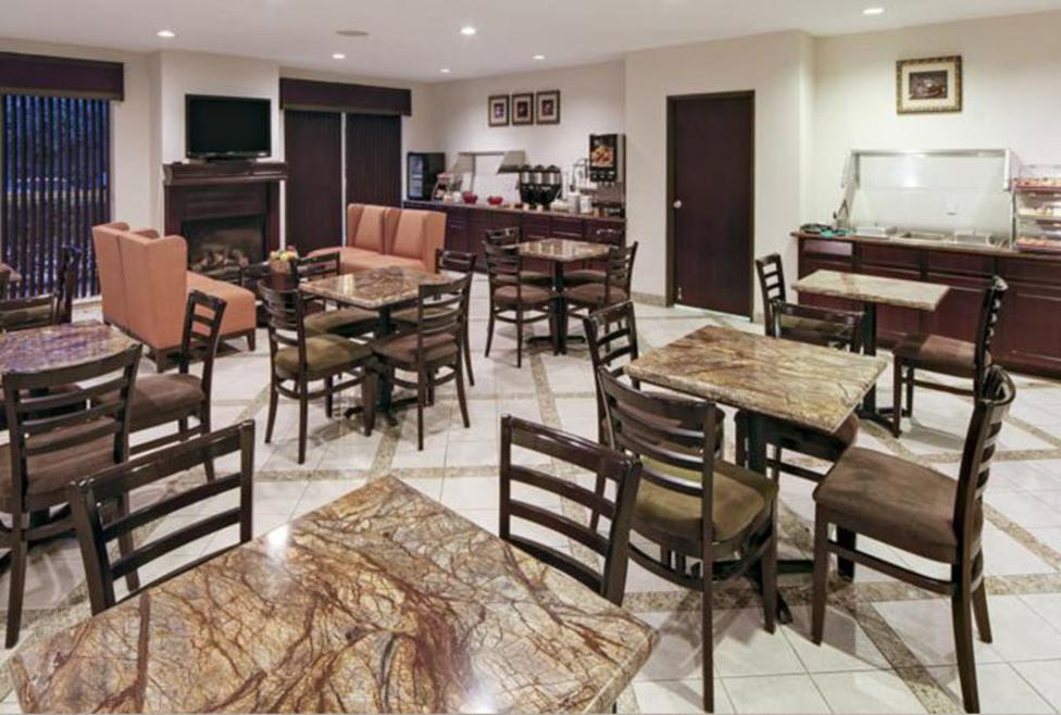 Hawthorn Suites - DFW Airport North - cafe