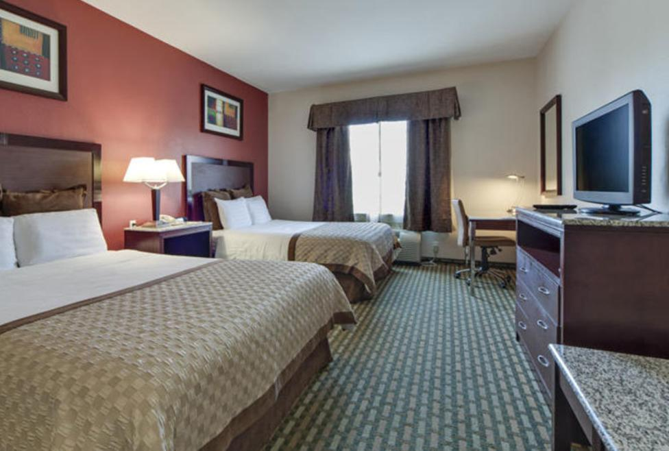 Hawthorn Suites - DFW Airport North - double
