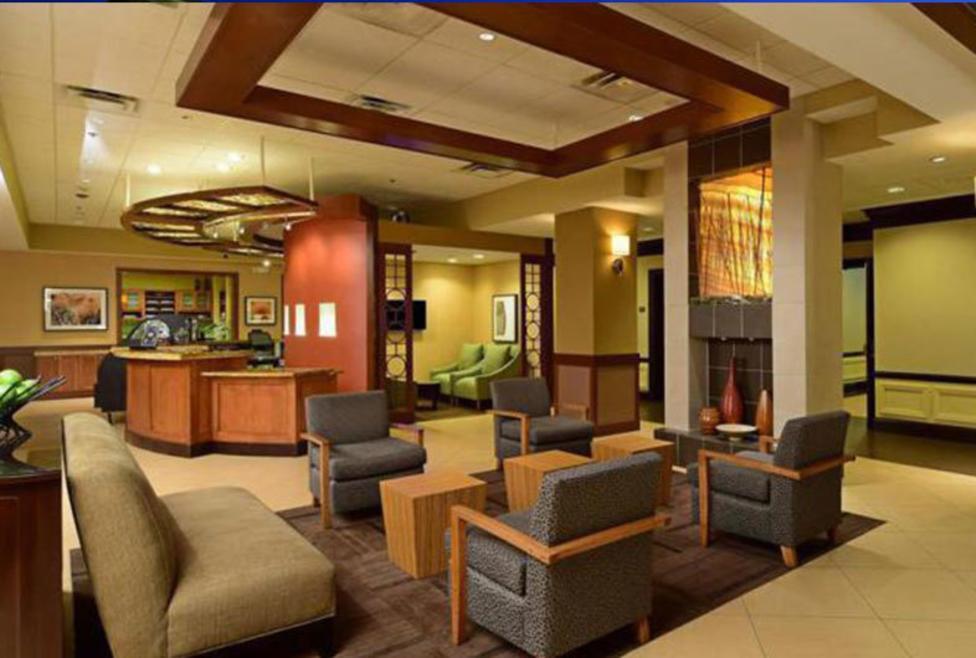 Hyatt Place Las Colinas - Lobby 1