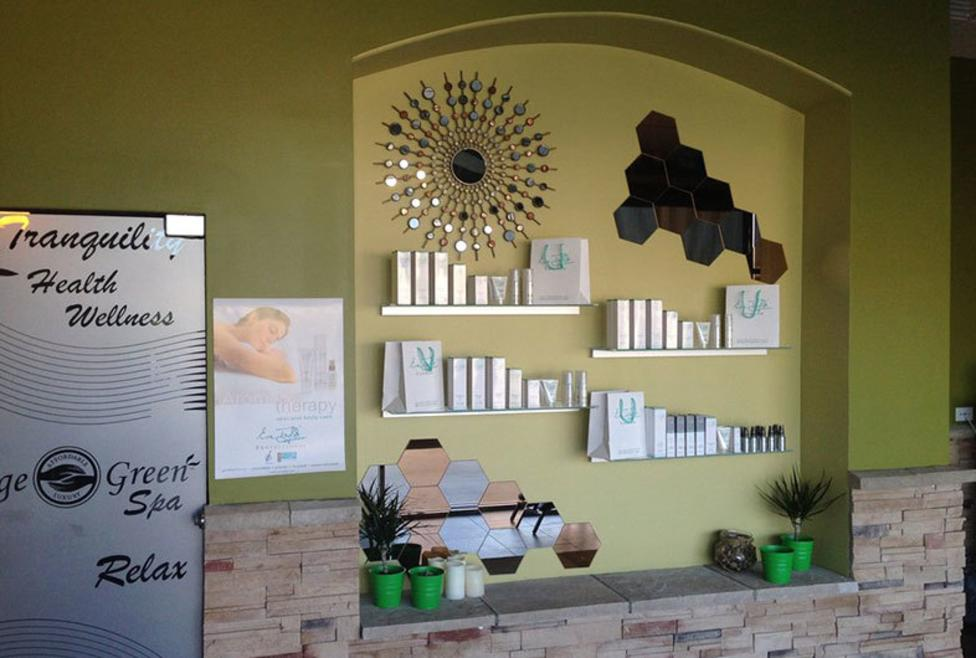 Massage Green Spa
