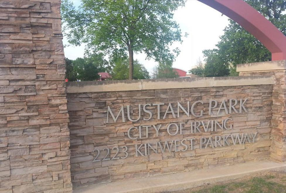 Mustang Park Rec Center