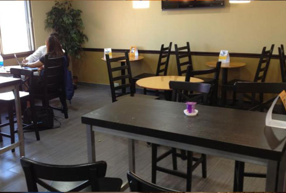 Quality Inn - cafe
