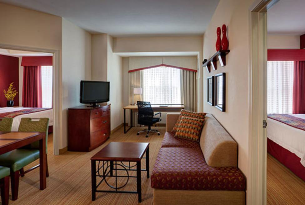 Residence Inn DFW South - Studio 2