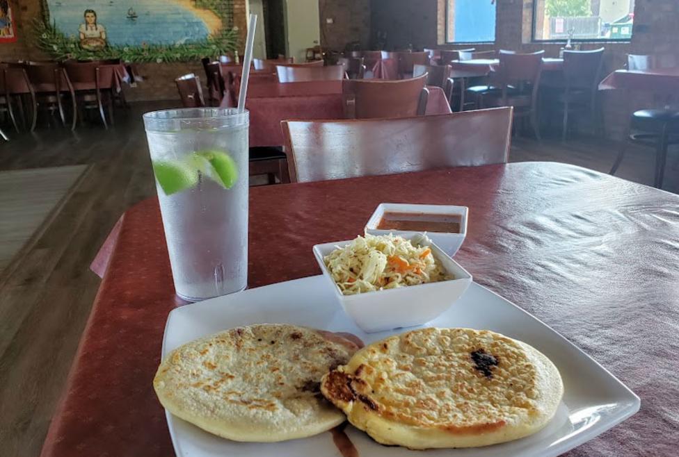 Restaurant Latino Salvadorian & Mexican Food