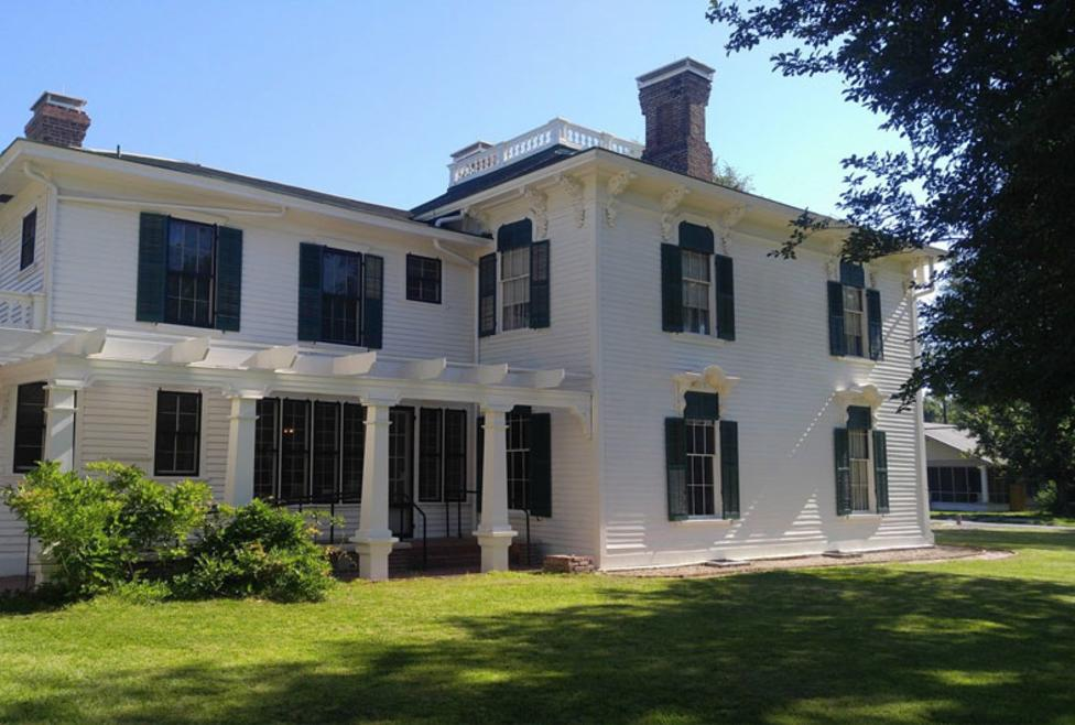 Sam Bell Maxey House