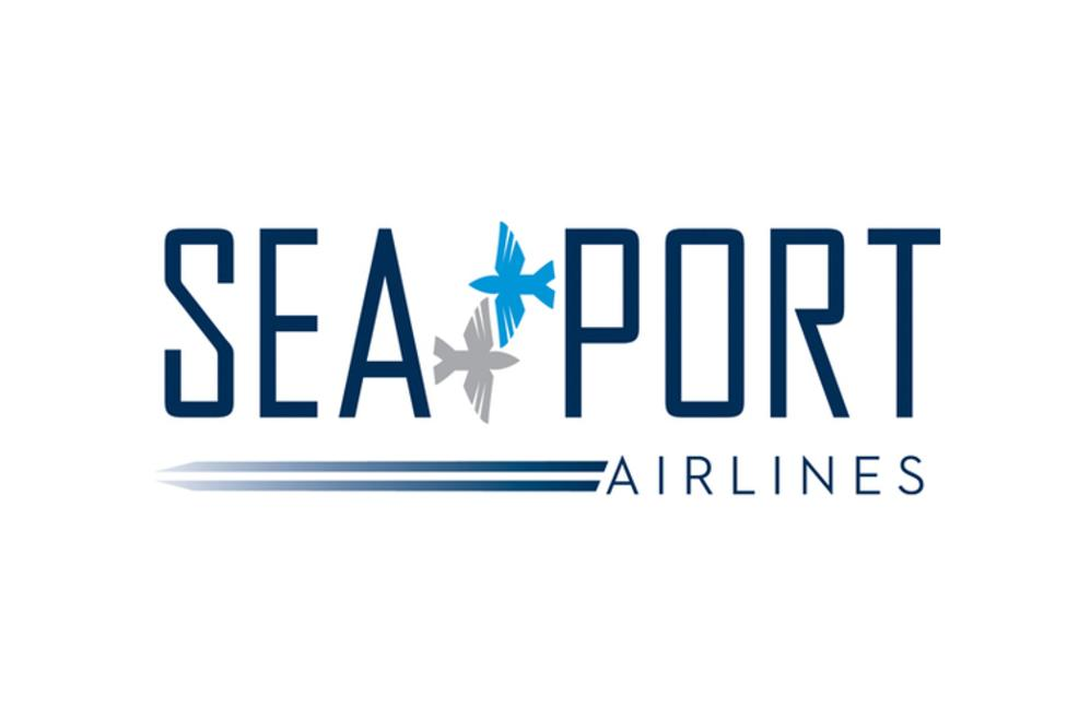 Sea Port Airlines Logo