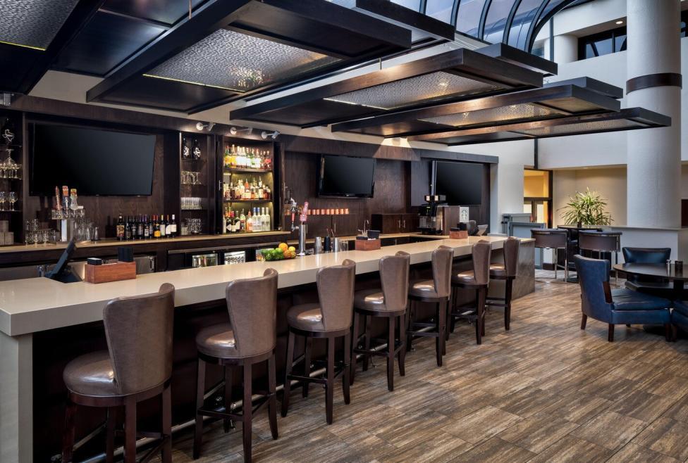 Sheraton Bar Area