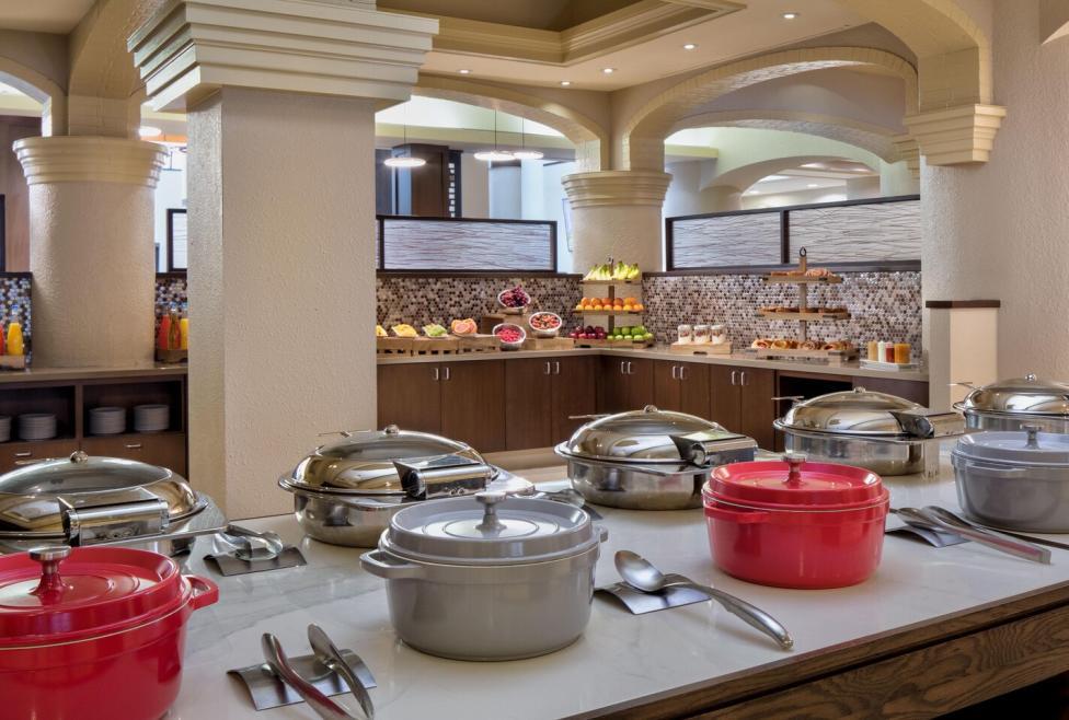 Sheraton Breakfast Buffet