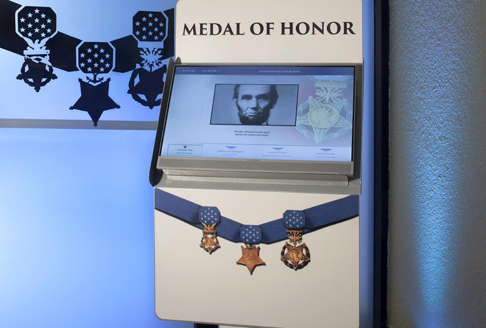 Sheraton Medal of Honor room