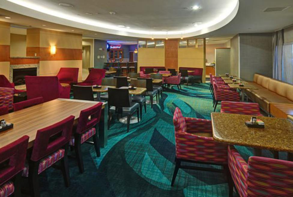 Springhill Suites - cafe