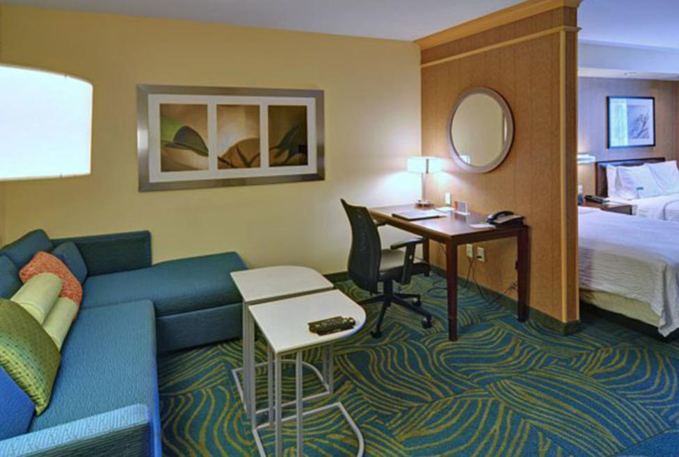 Springhill Suites - suite