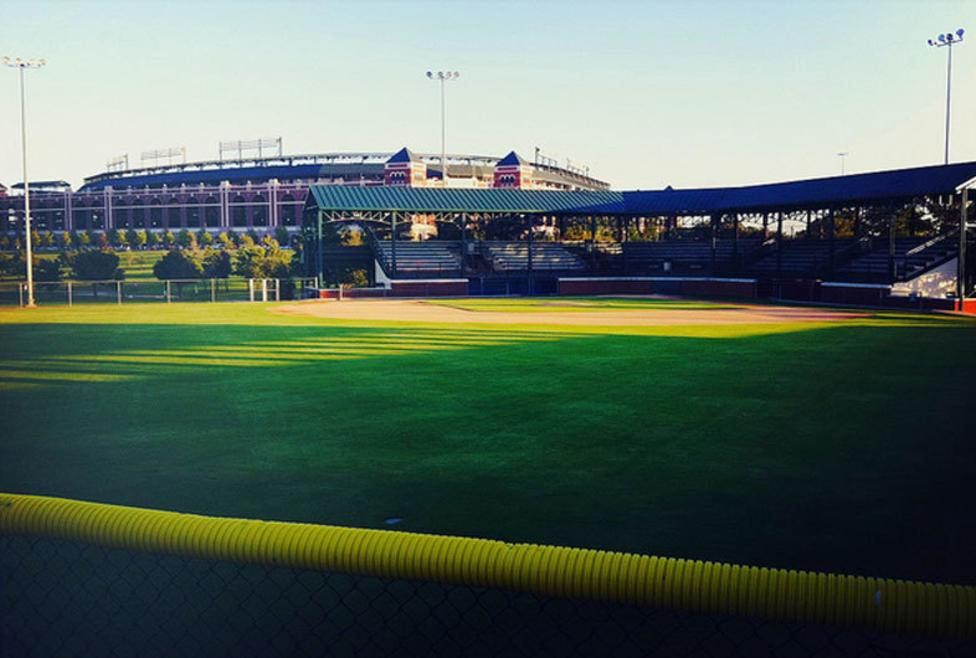 Texas Rangers Youth Ballpark