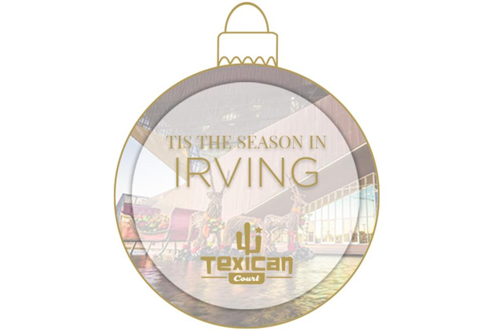 Texican Court ornament