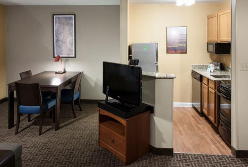 Towneplace Suites - kitchen