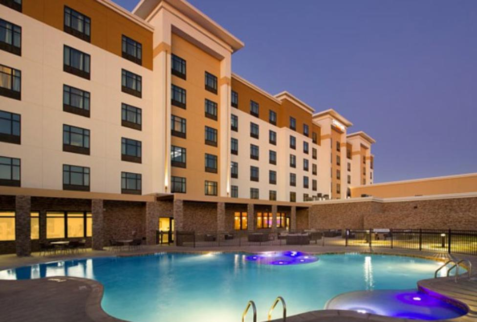 TownePlace Suites - Pool