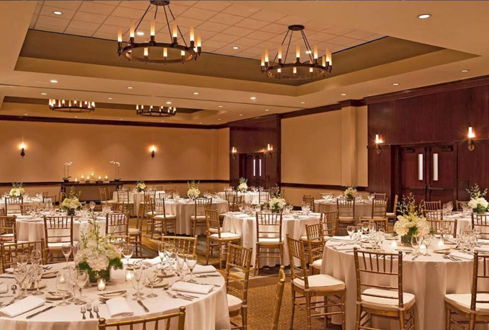 Westin - ballroom