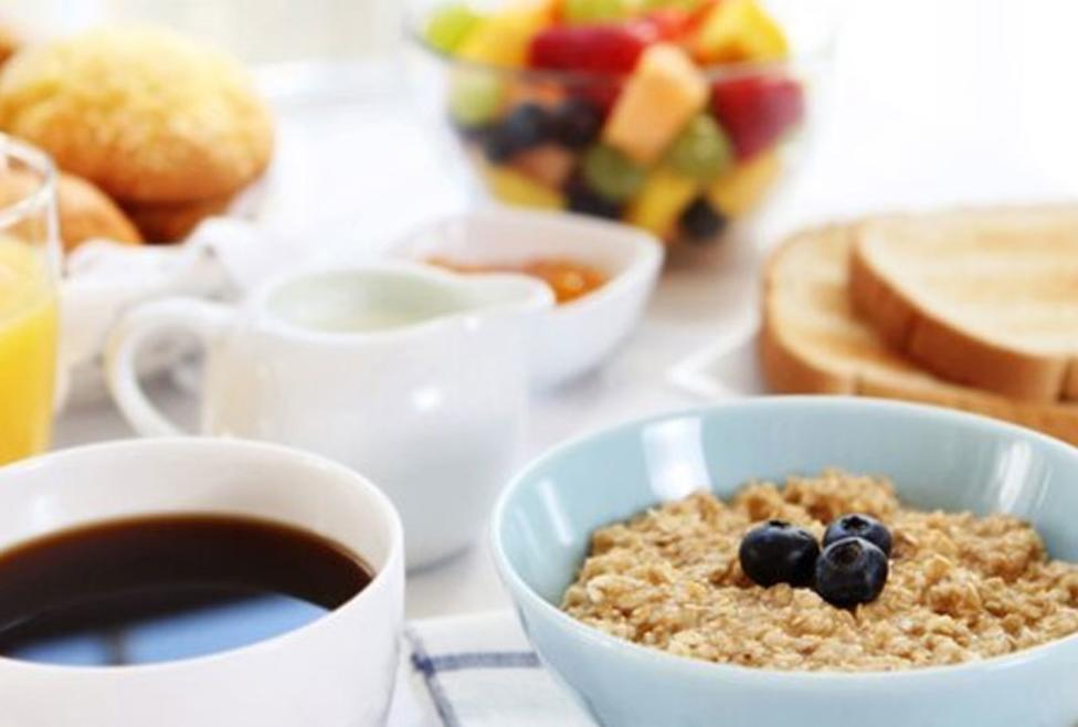 Westin ICC Breakfast