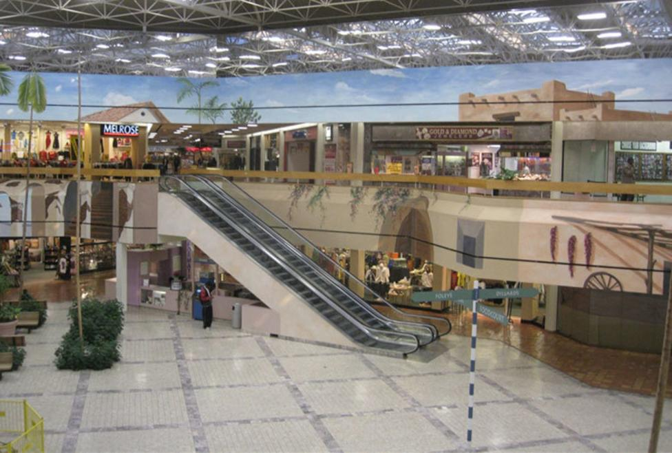 Southwest Center Mall
